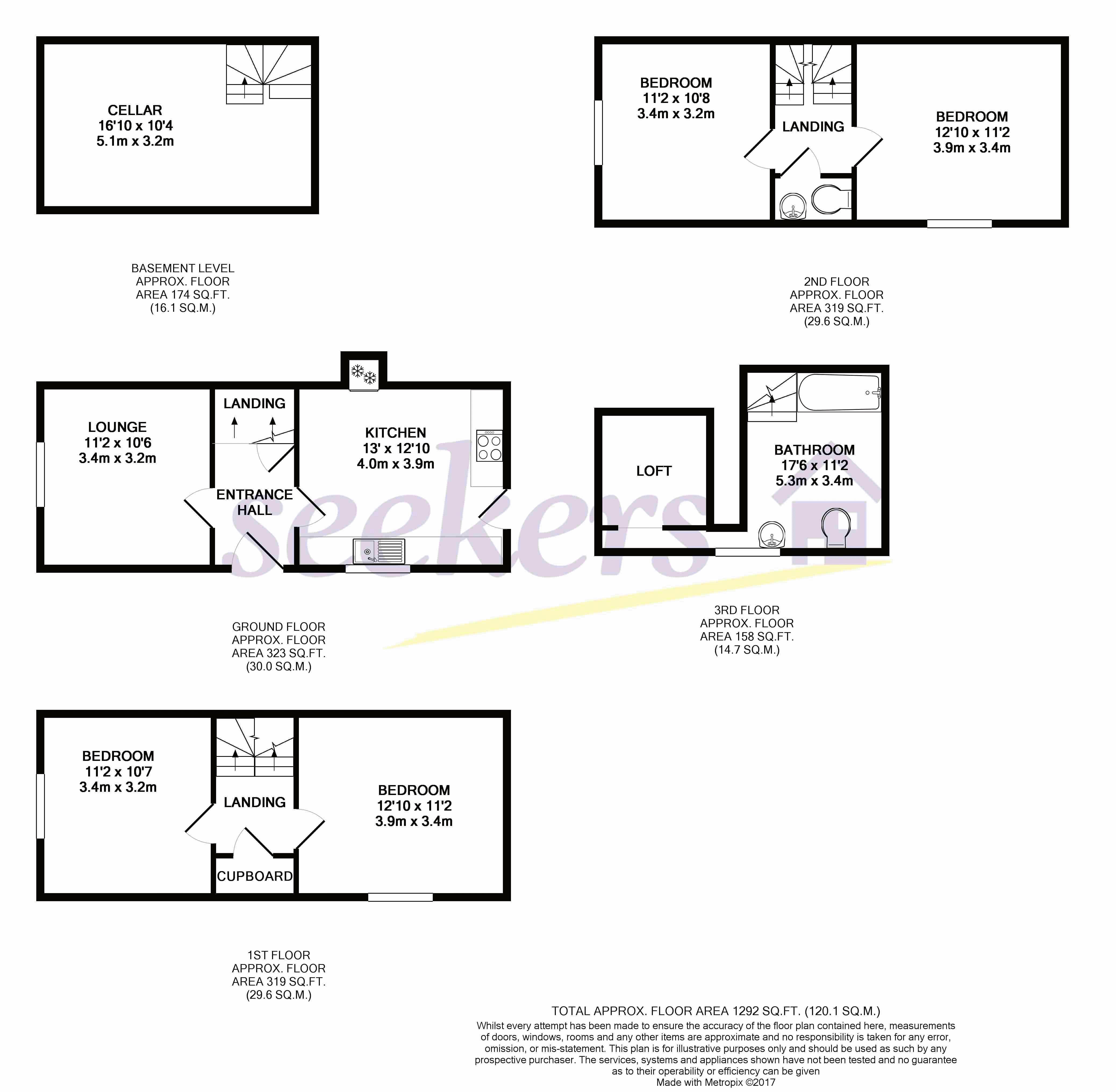 marsham st - floorplan