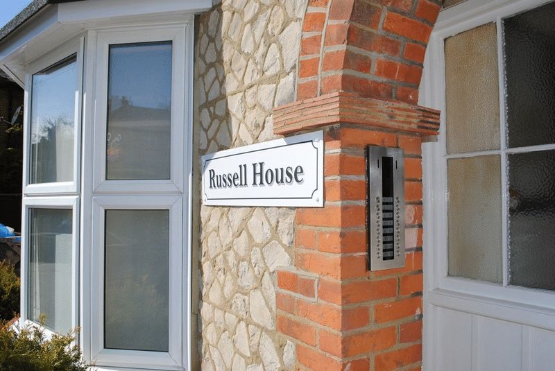 Russell House, Old Tovil Road