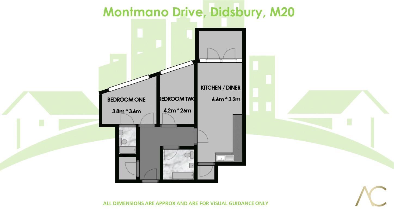 68 Montmano Drive Floor Plan