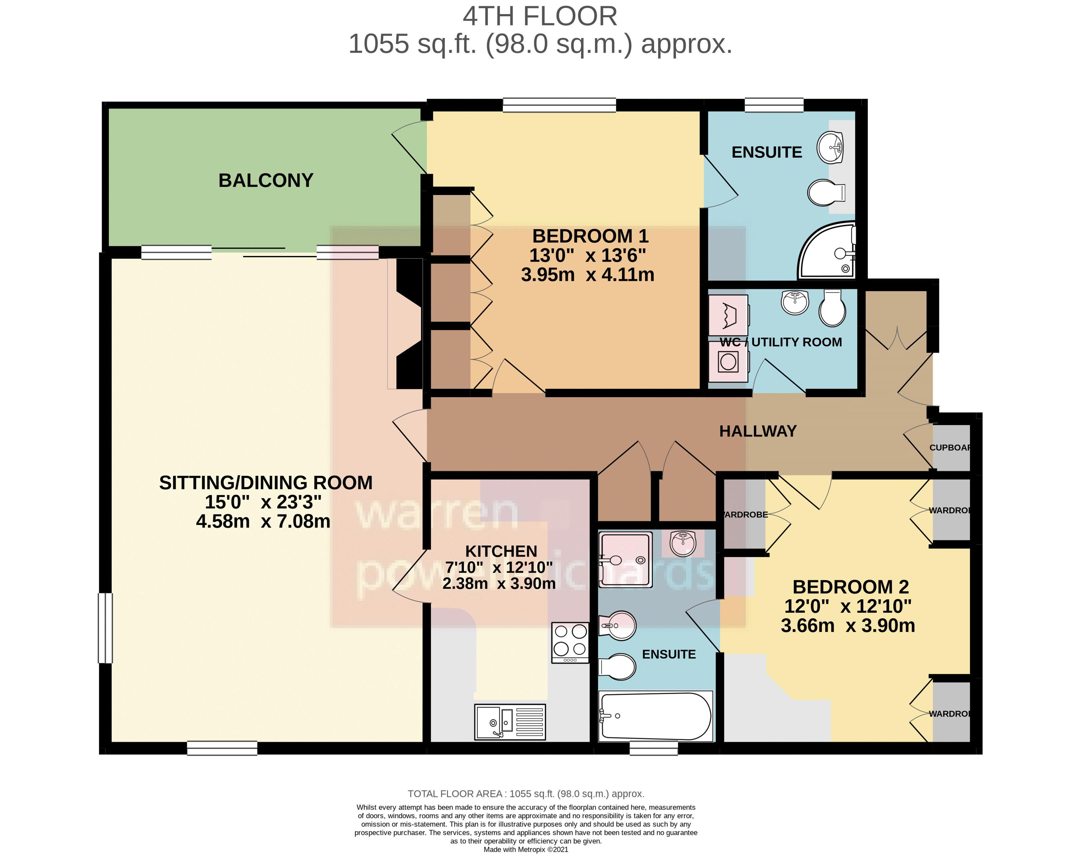 Oak Lodge Floorplan