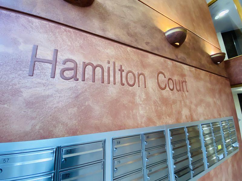 Hamilton Court, Montague Street