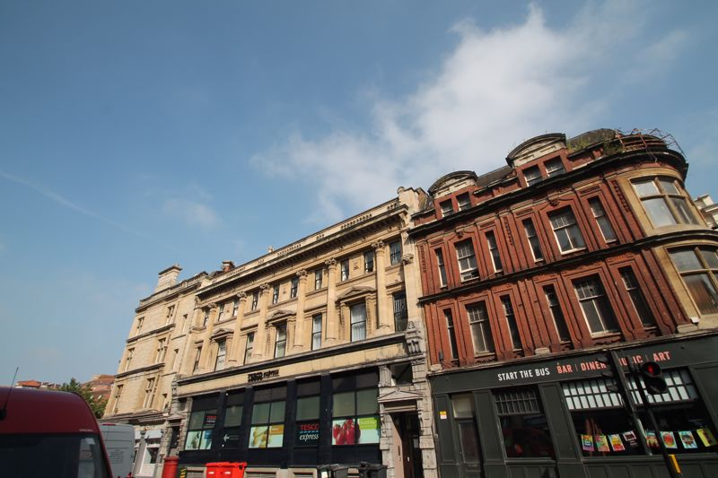 Baldwin Street Bristol