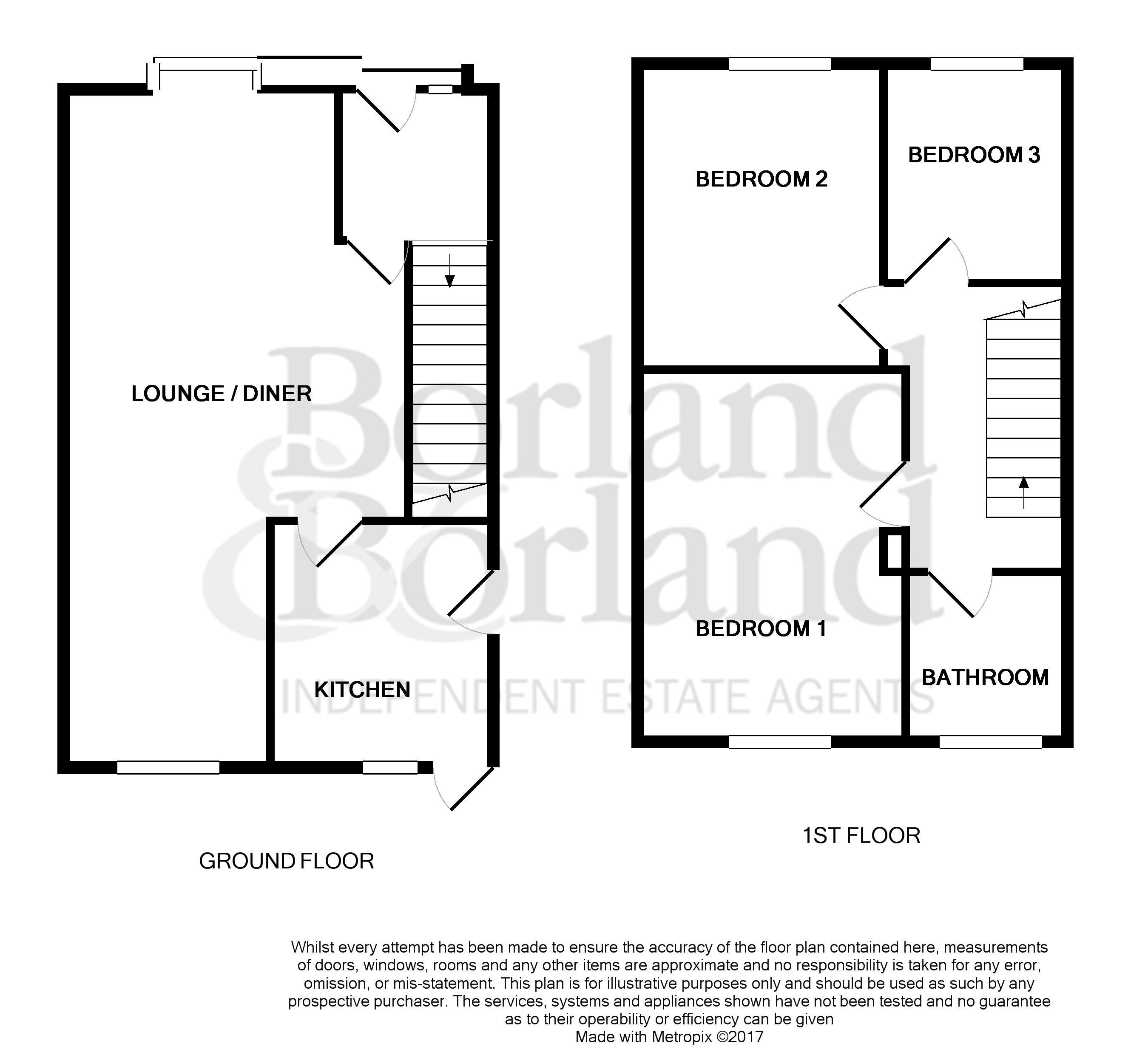 42 Highland Road Floorplan