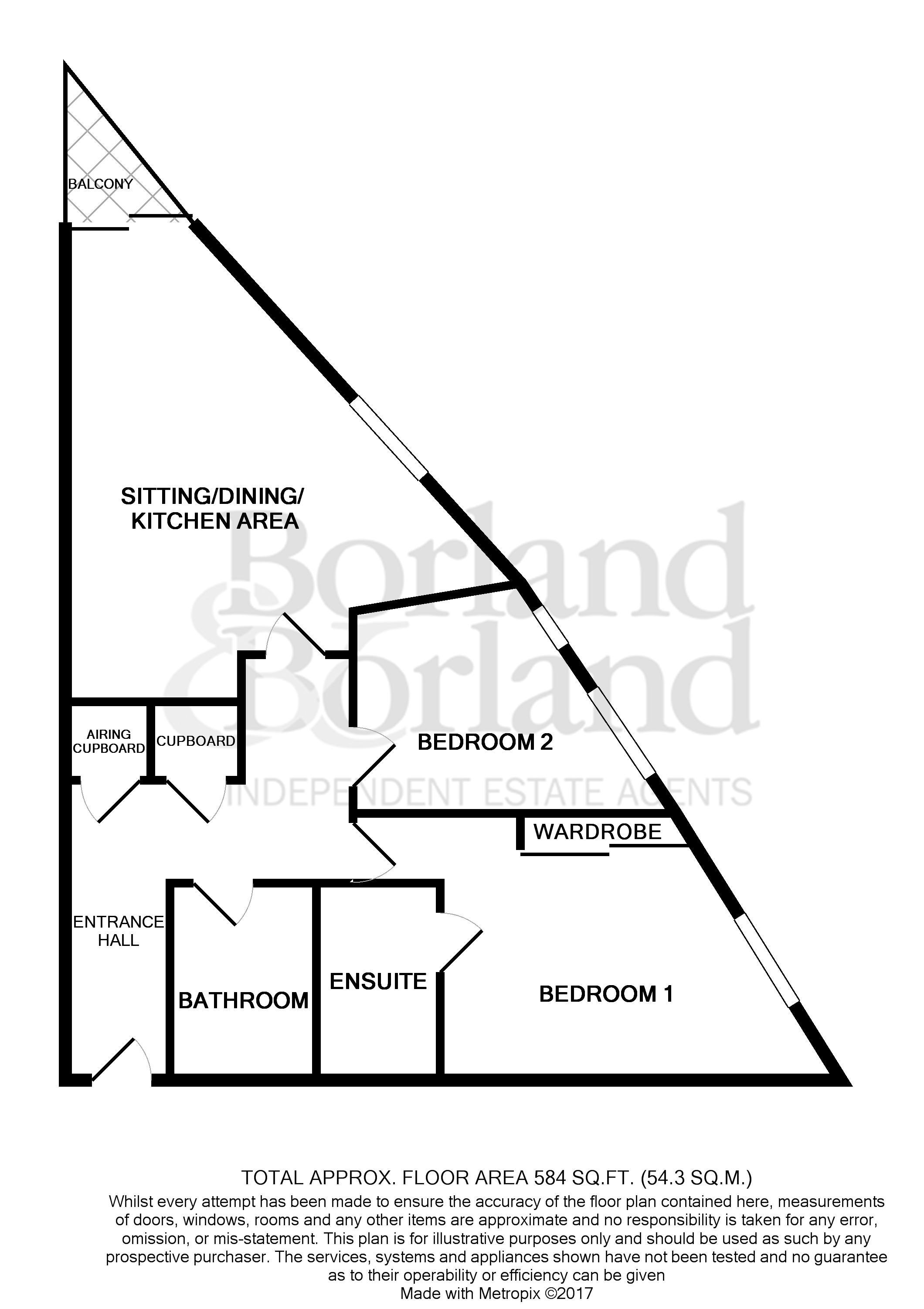 25 The Blue Building Floor Plan