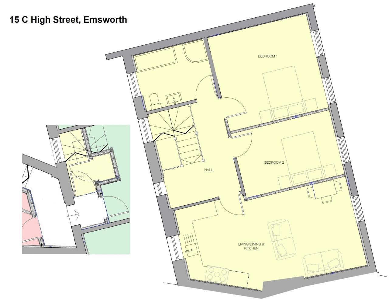 15c Floorplan