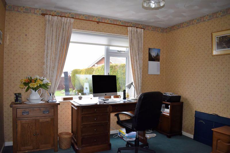 Study - Bedroom