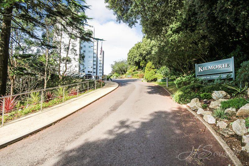 Ilsham Marine Drive