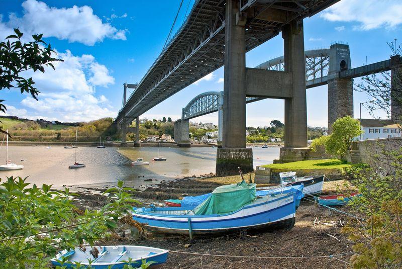 Tamar & Brunel Bridges