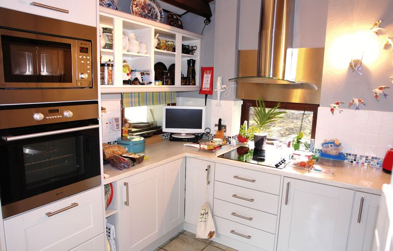 Fitted appliances