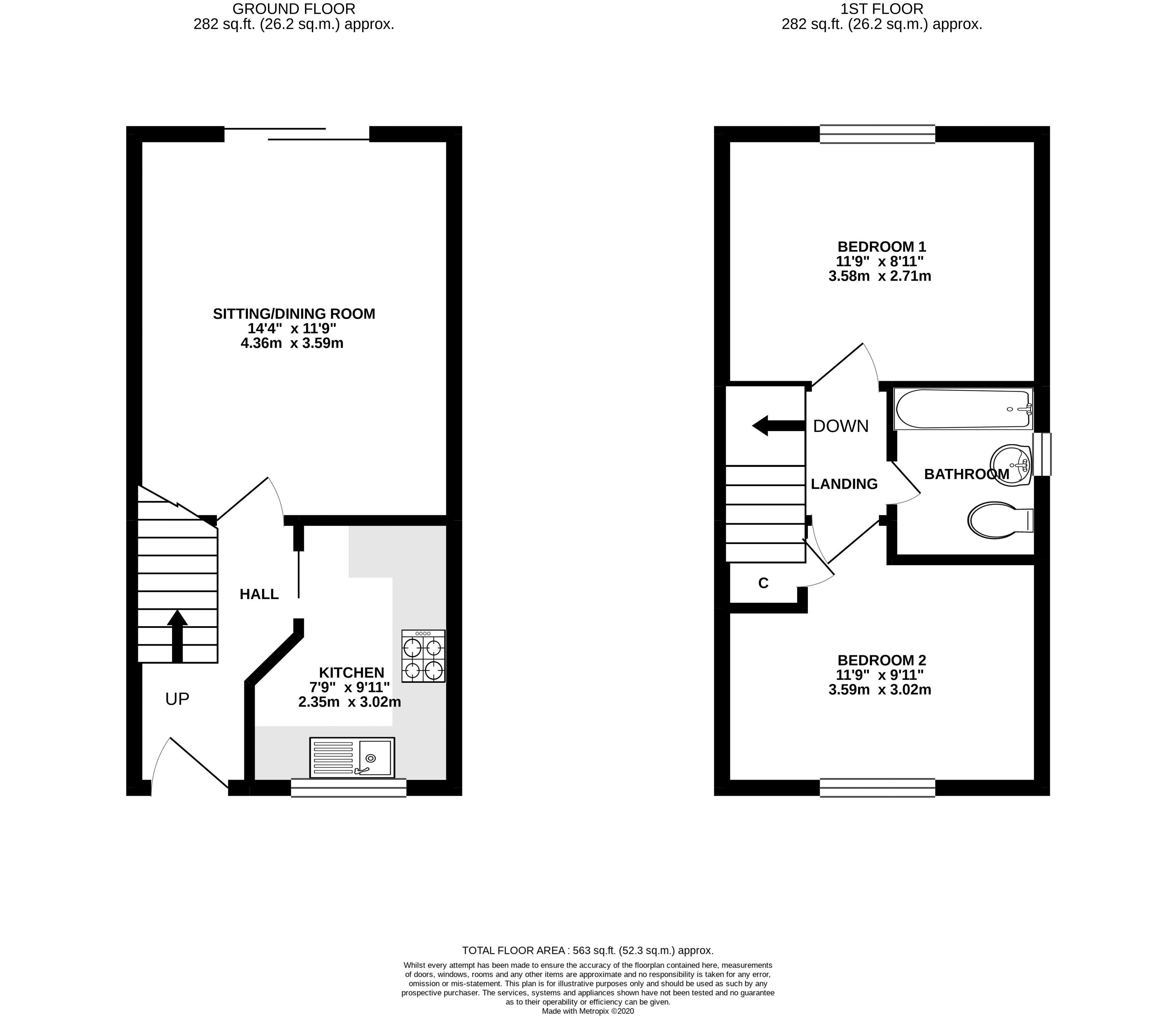 Floorplan 19 Pimpernel