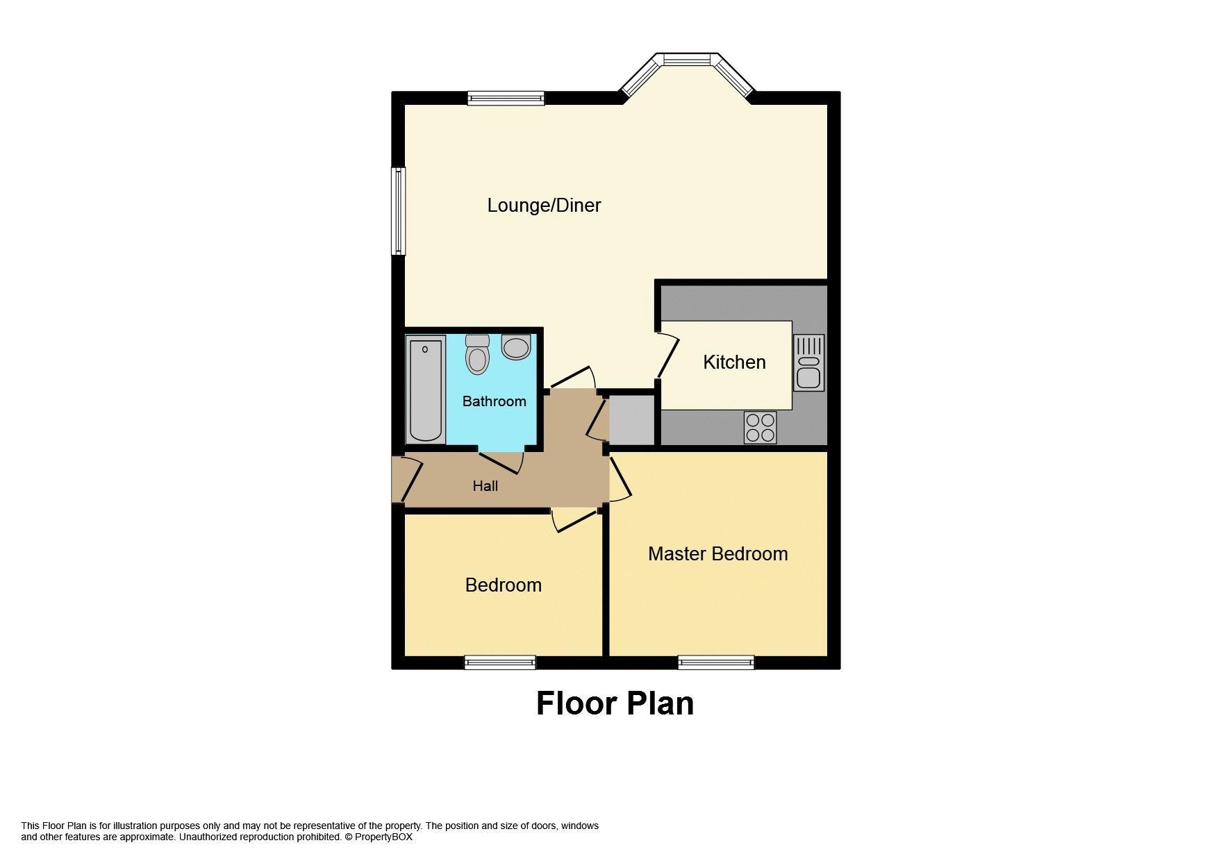 Flat 1 Gorse House