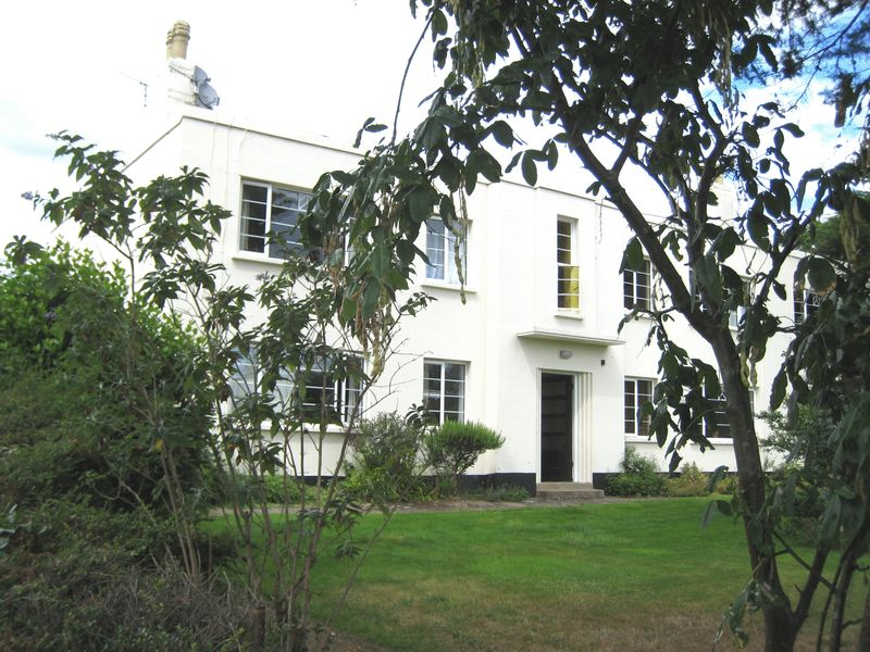 Taddyforde Court Mansions St Davids