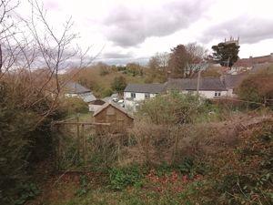 Behind Hillmorhay Drewsteignton
