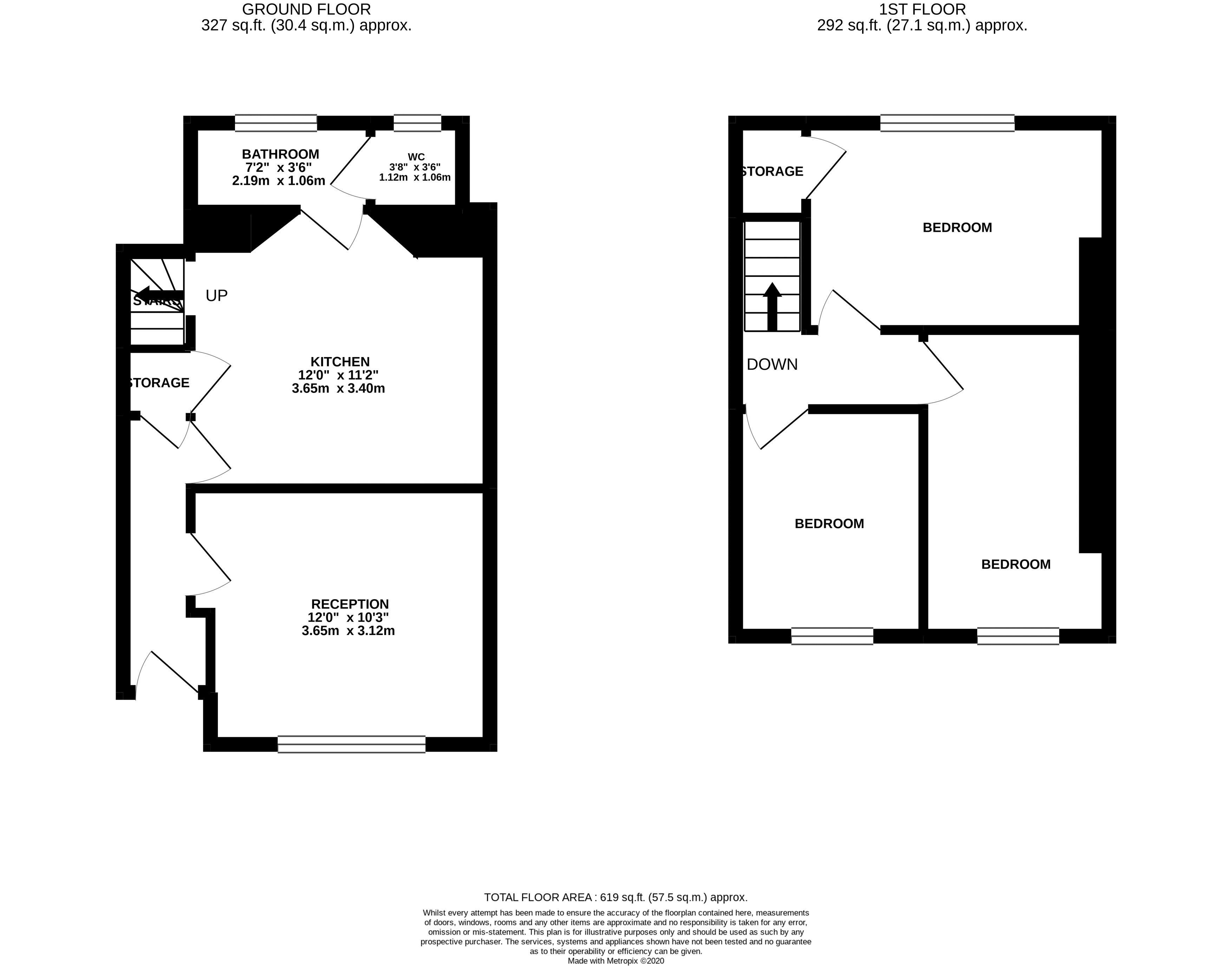 5 The Square Floorplan