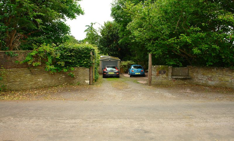 The gateway and stile