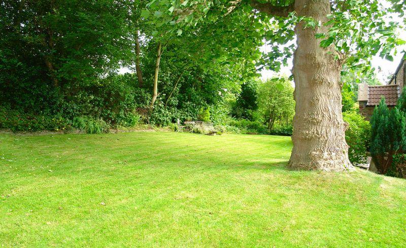 Private lawn