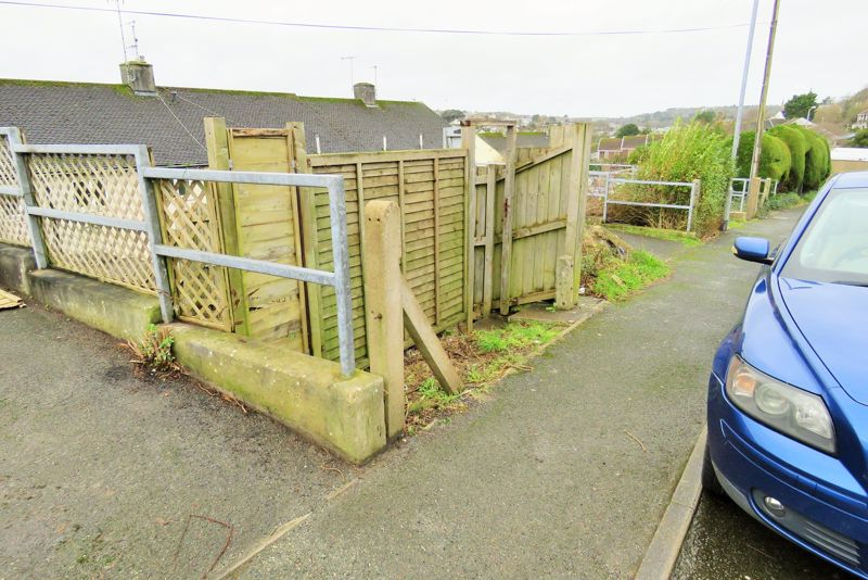 Rear Garden / Access