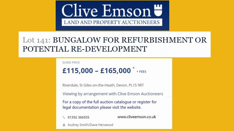 Clive Emson Contact Information