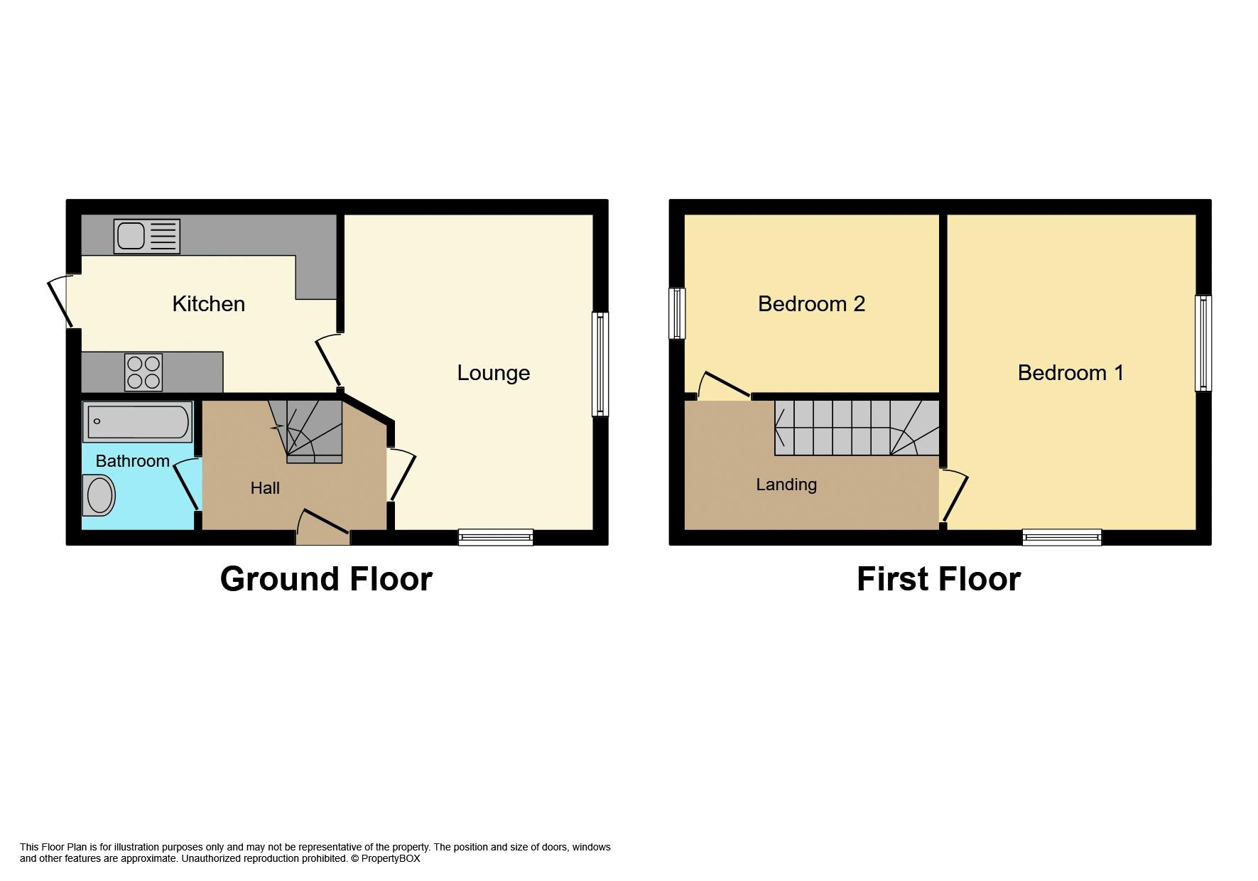 15 Cowper Avenue Floorplan