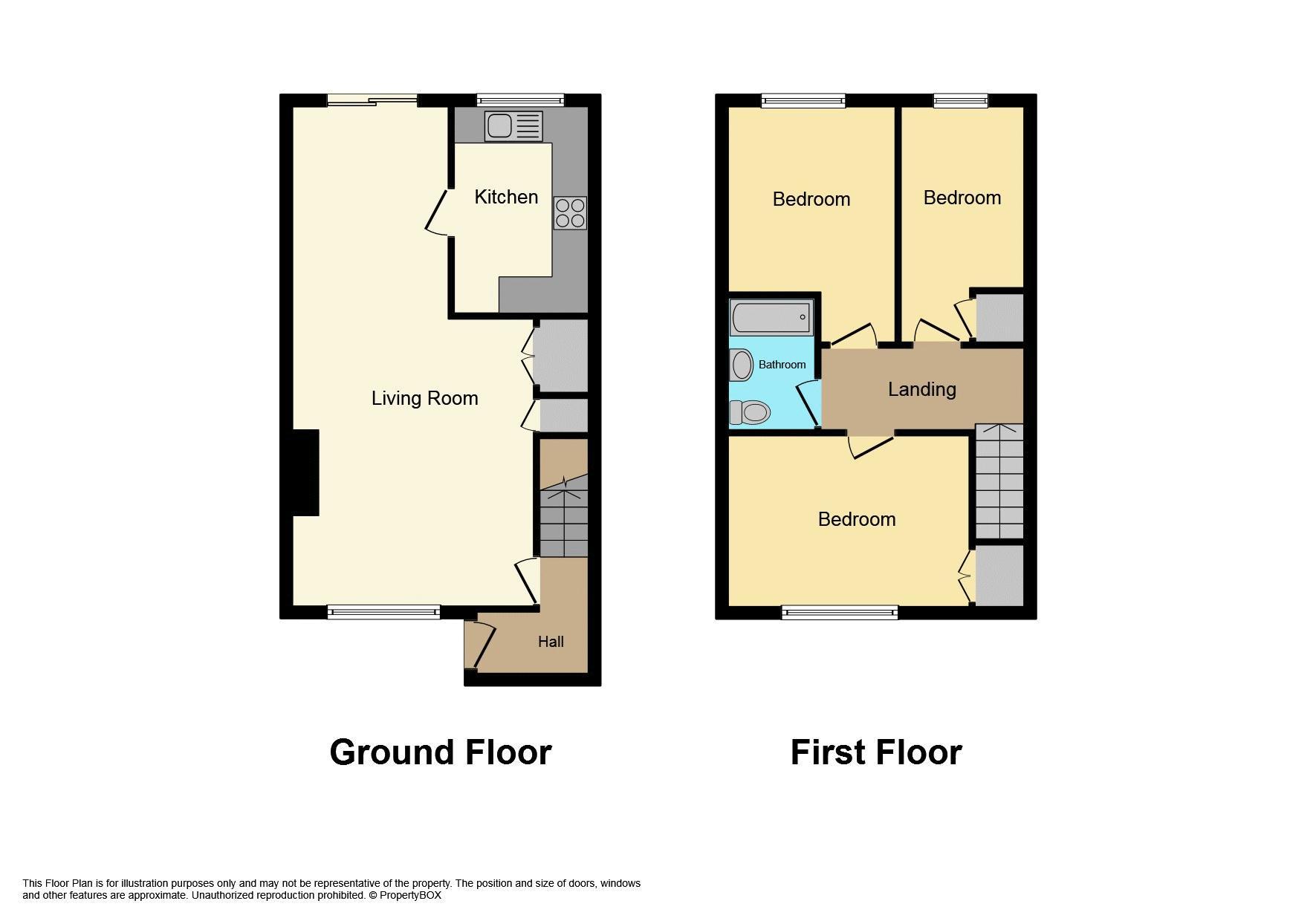 27 Bourn Rise Floorplan