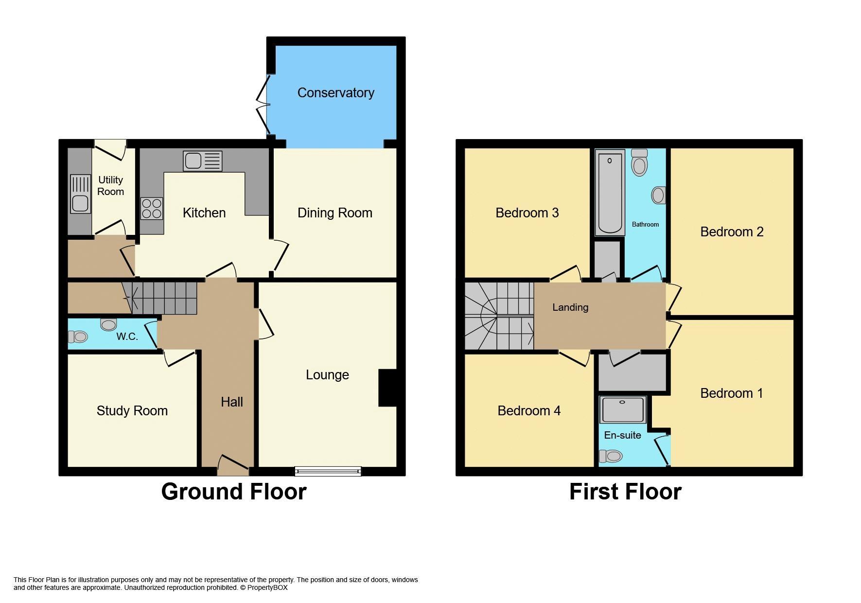Dart Walk Floorplan