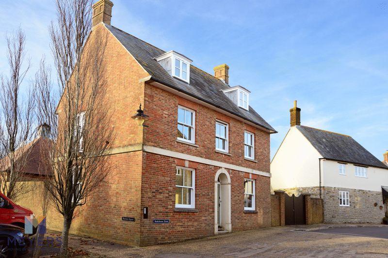 Stokehouse Street Poundbury