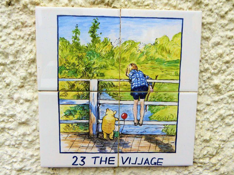 The Village Buckland Monachorum