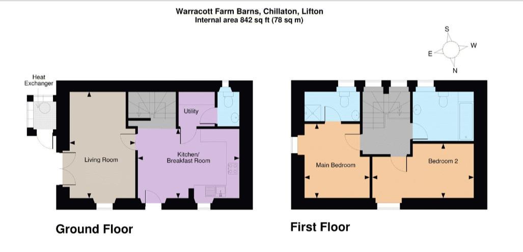 Floorplan - Colour