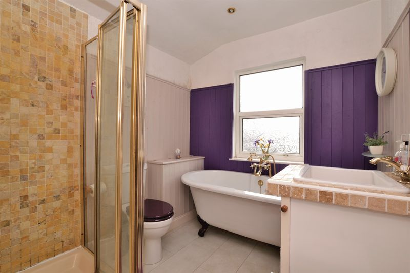 Four Piece Bathroom Suite