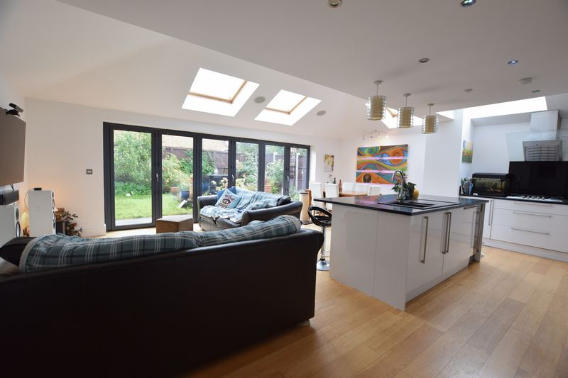 Open Plan Living *Pictured With Furniture