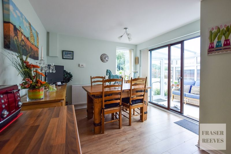 Diner into Conservatory