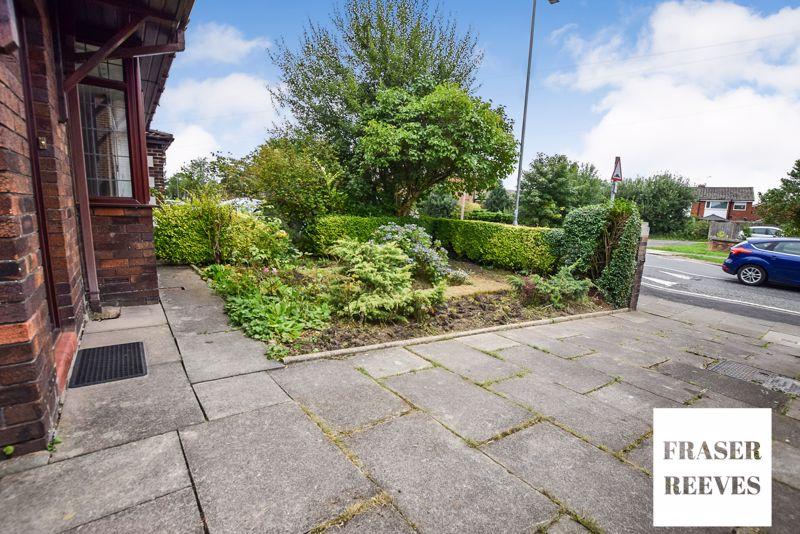 Driveway & Front Garden