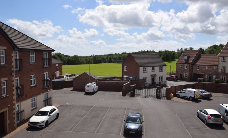 Views over Cricket Club