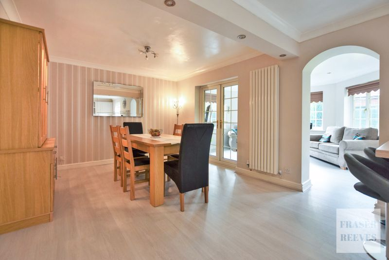 Dining into Sitting Room