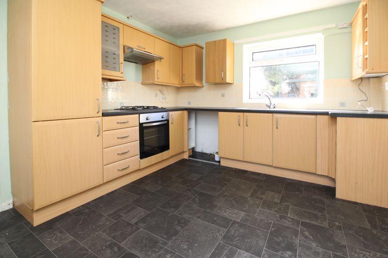 Kitchen *prior to occupancy*