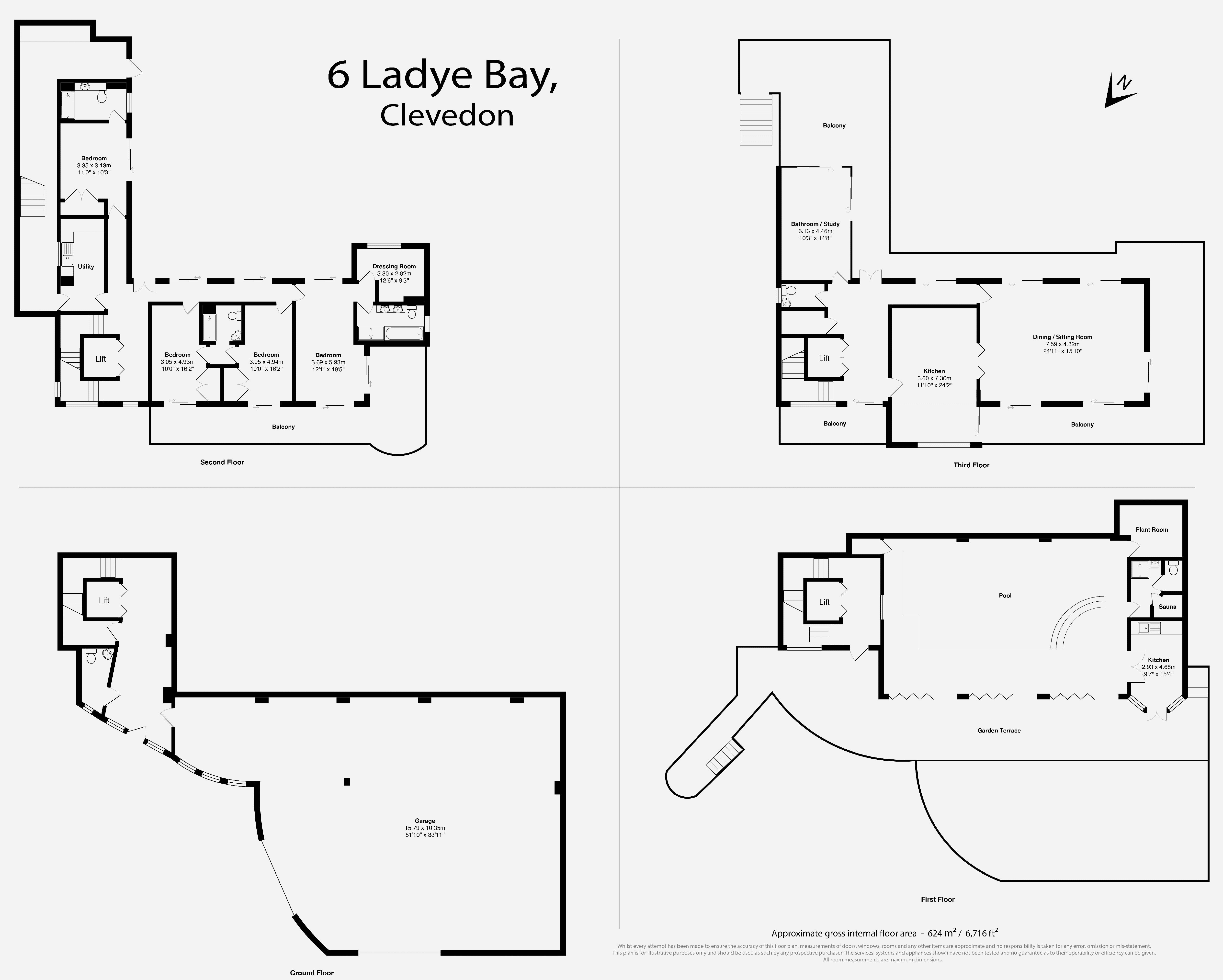 Ladye Bay