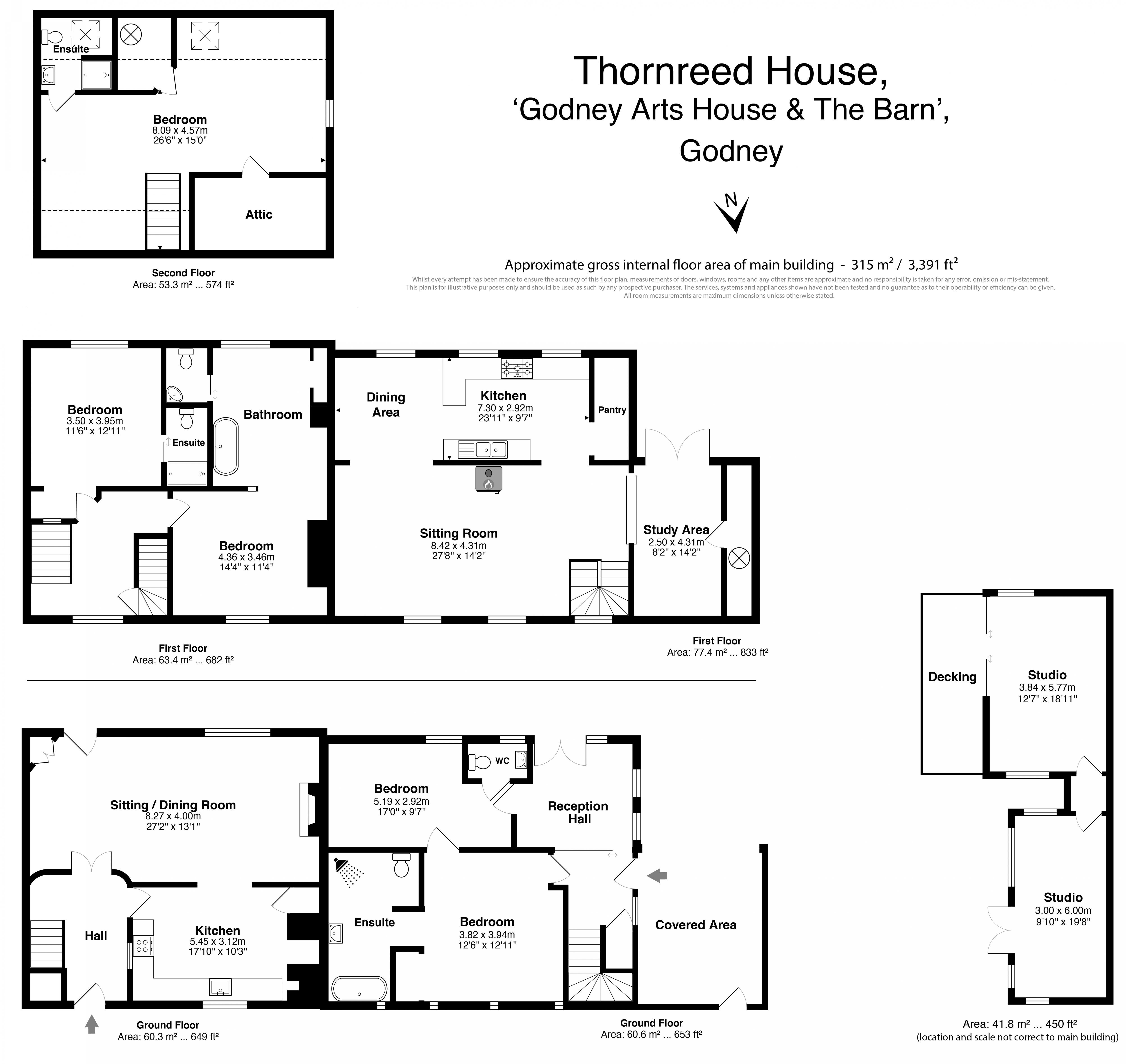 Thornreed House