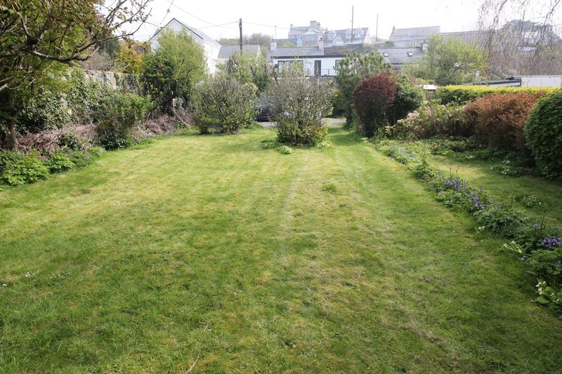View of Rear Garden from House