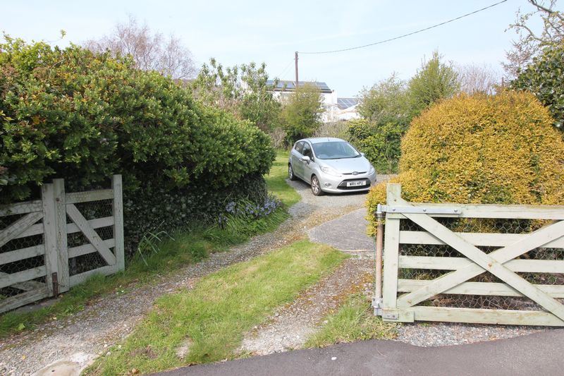 Gated Access to Parking