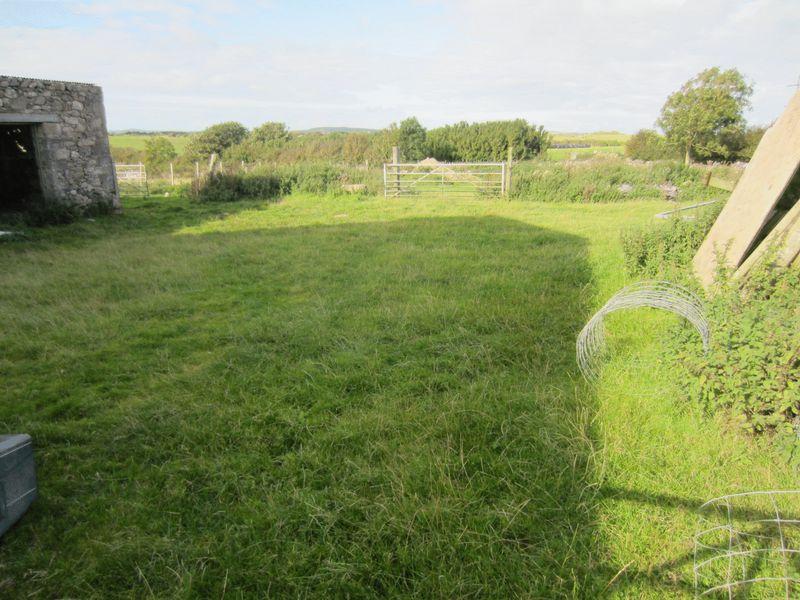 Rear Garden Area leading to Enclosures