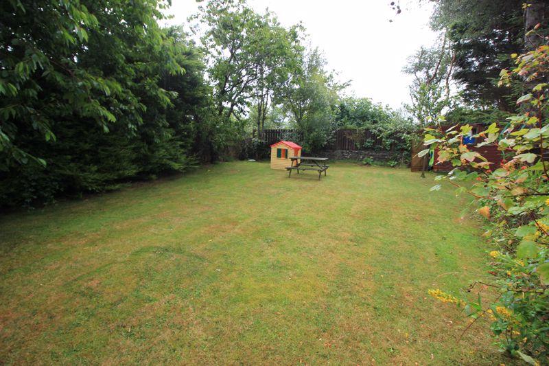 Further rear secret garden