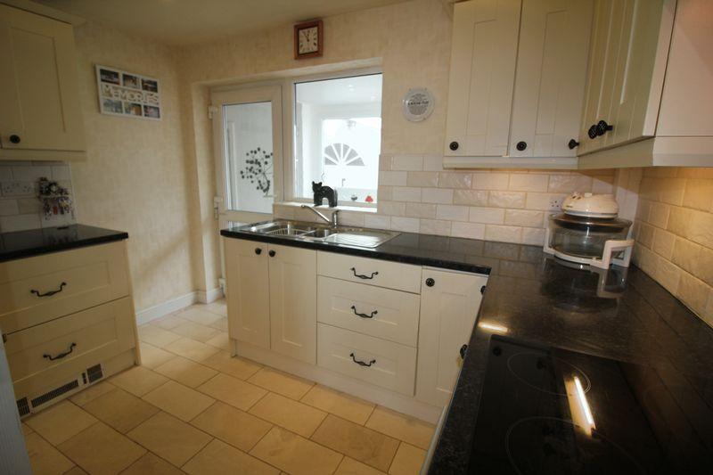 Kitchen & Porch Door