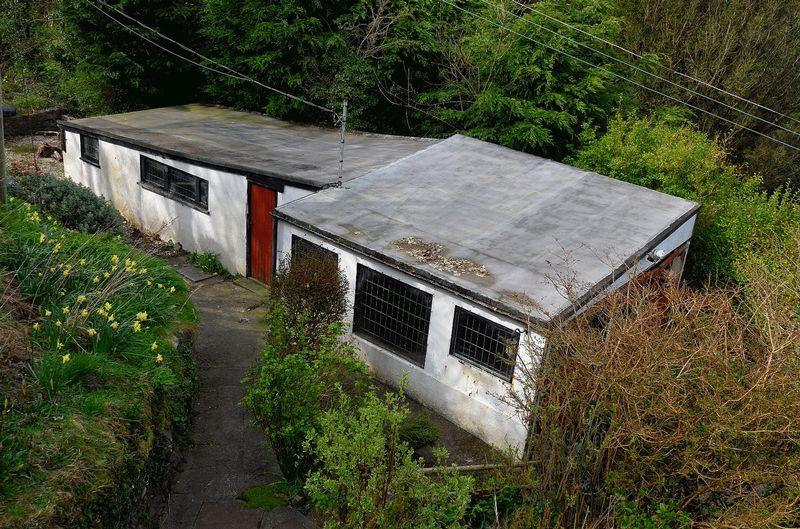 Garage/outbuildings for conversion