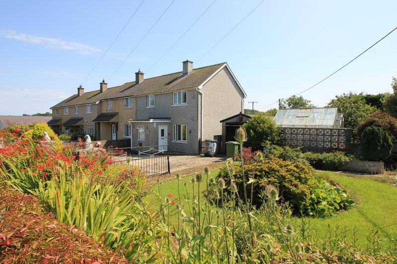 1 Council Houses Penrhos Lligwy