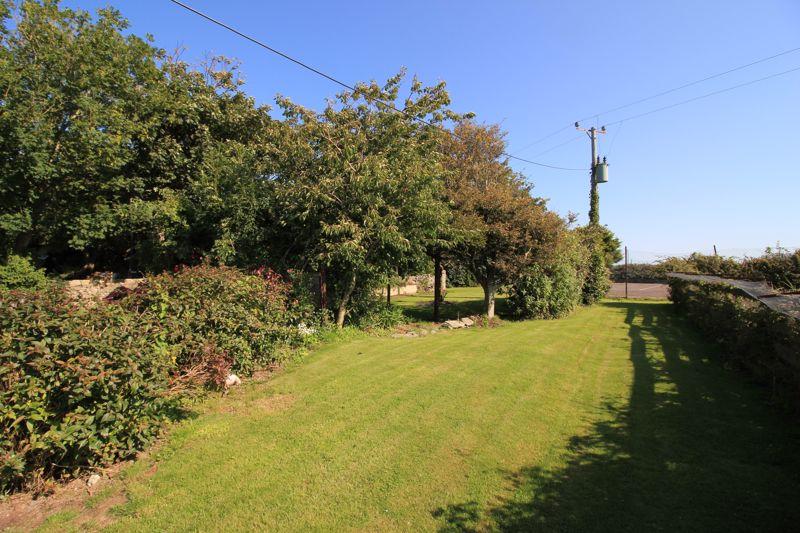 Gardens to tennis court