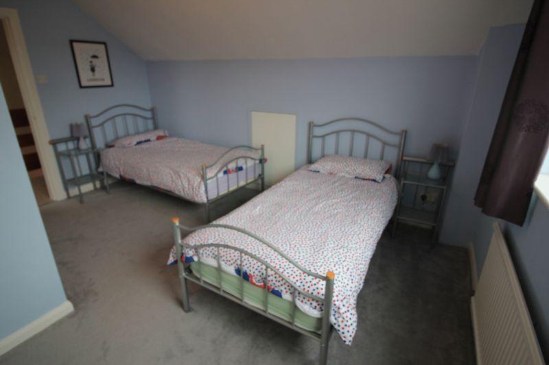 Bedroom 3 from inside