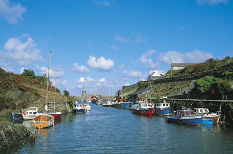 Amlwch Port - 1/4 mile