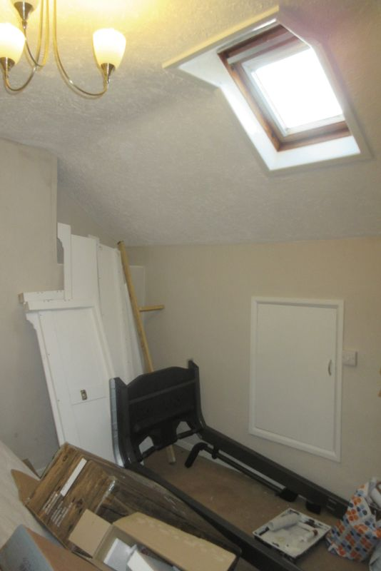 Attic Bedroom 4