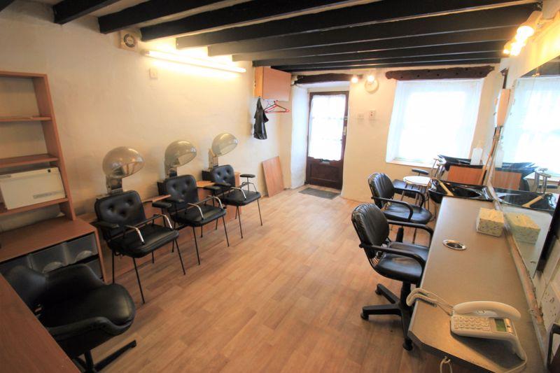 Former Lounge/current salon