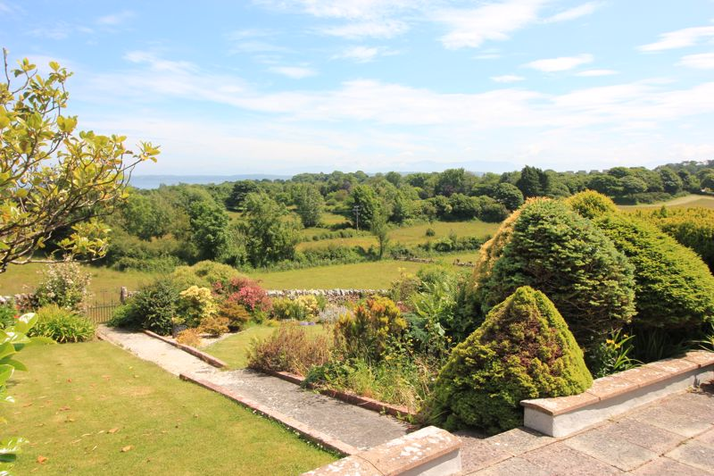 View from Tyddyn Dylifws